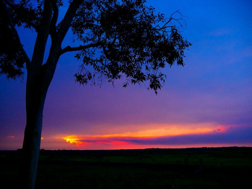 Wild Camping, Northern Territory