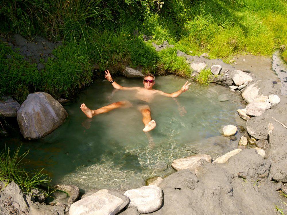 Hot Springs, Harihari