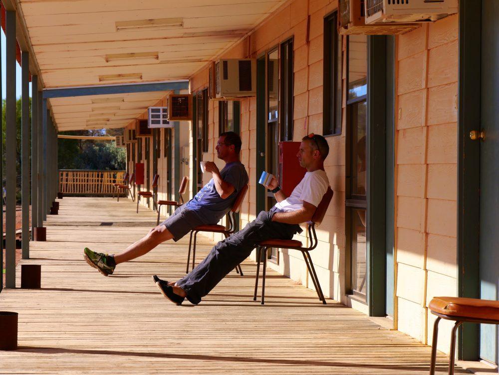 Clandambo Roadhouse, Central Australia