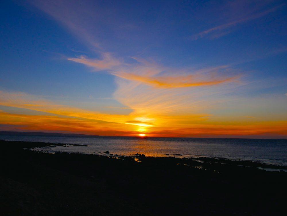 Sunset Cape Jervis