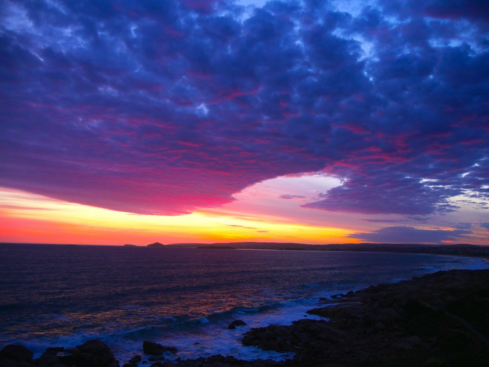 Sunset, Port Elliot