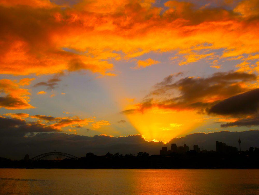 Sunrise Sidney