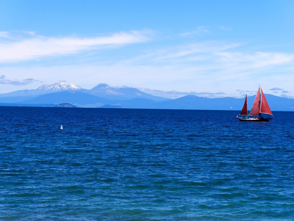 Lake Taupo, North Island
