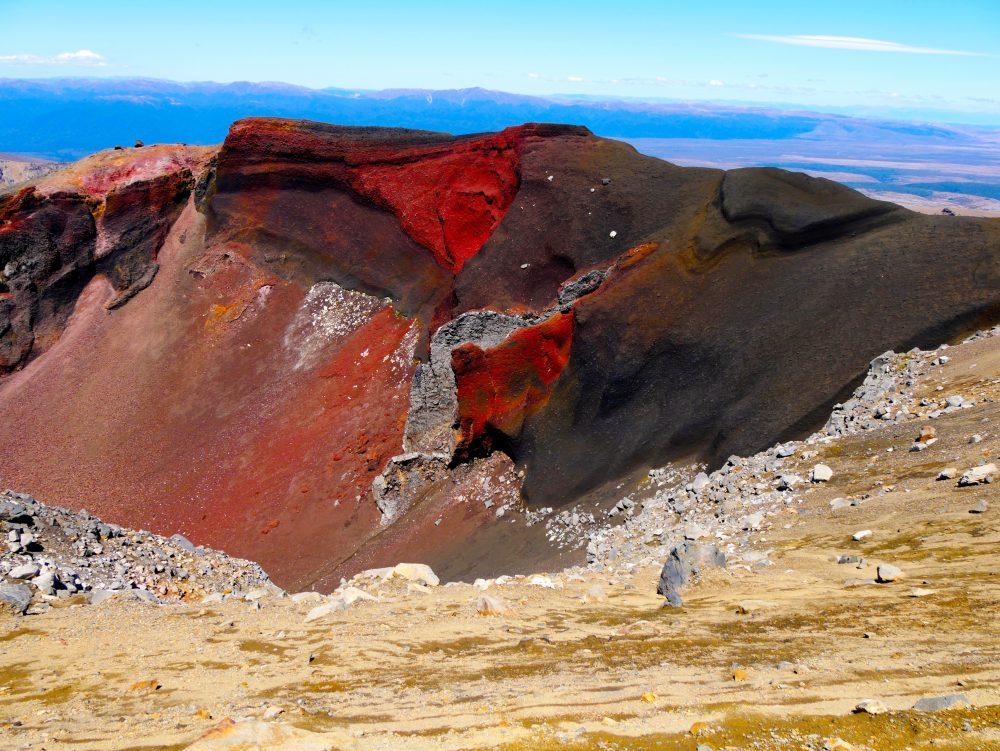 Red Crater, Tongariro NP