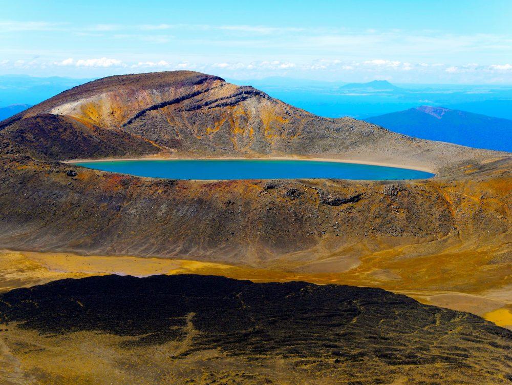 Blue Lake, Tongariro NP