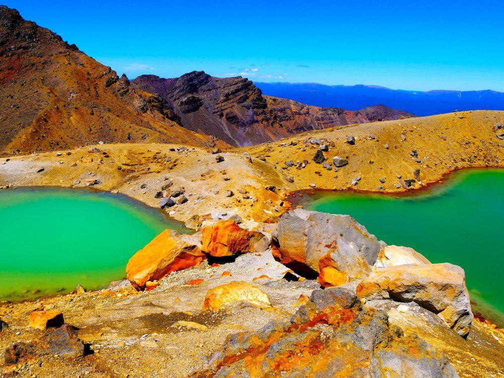 Emerald Lakes, Tongariro NP