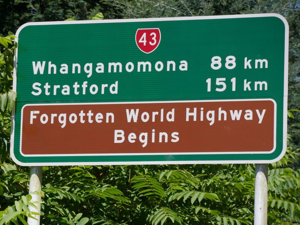 Forgotten World Highway, North Island