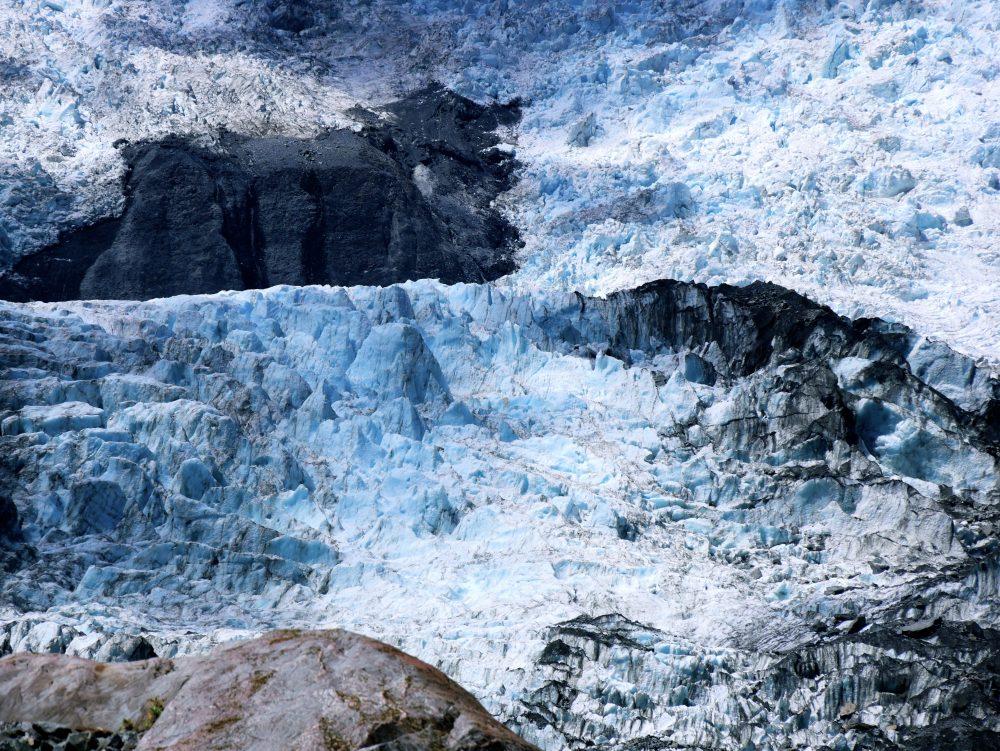 Franz Josef Gletscher, Westland NP