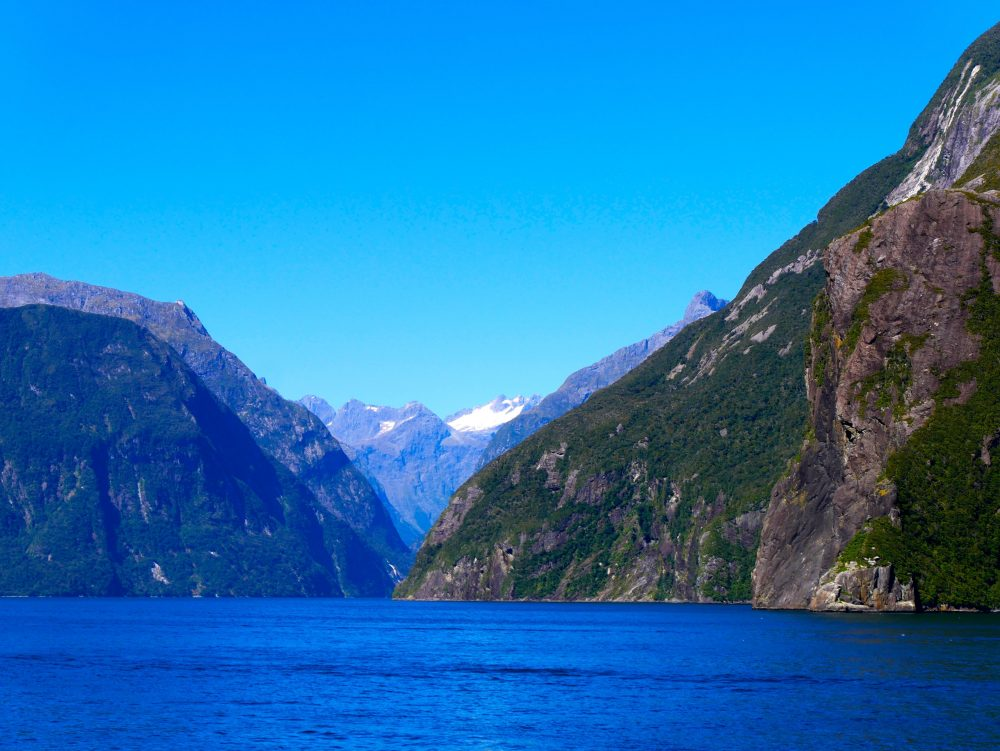 Milford Sound, Fiordland NP