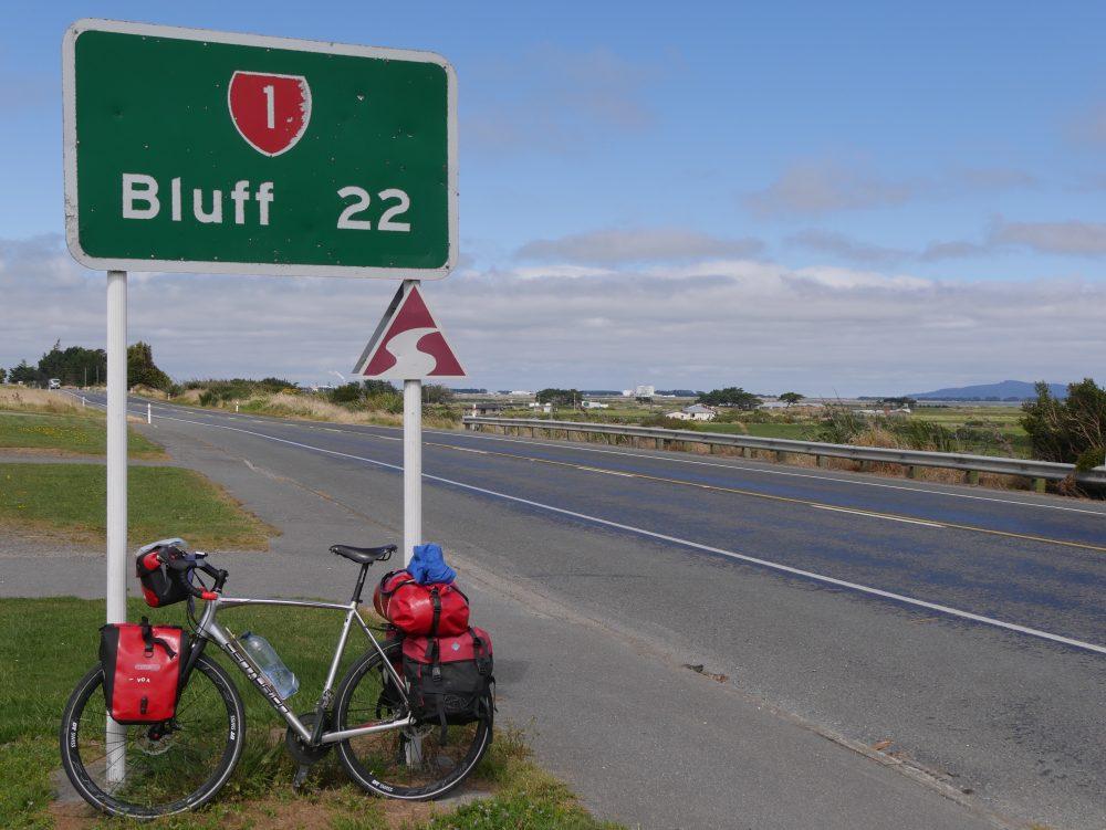 Bluff, South Island