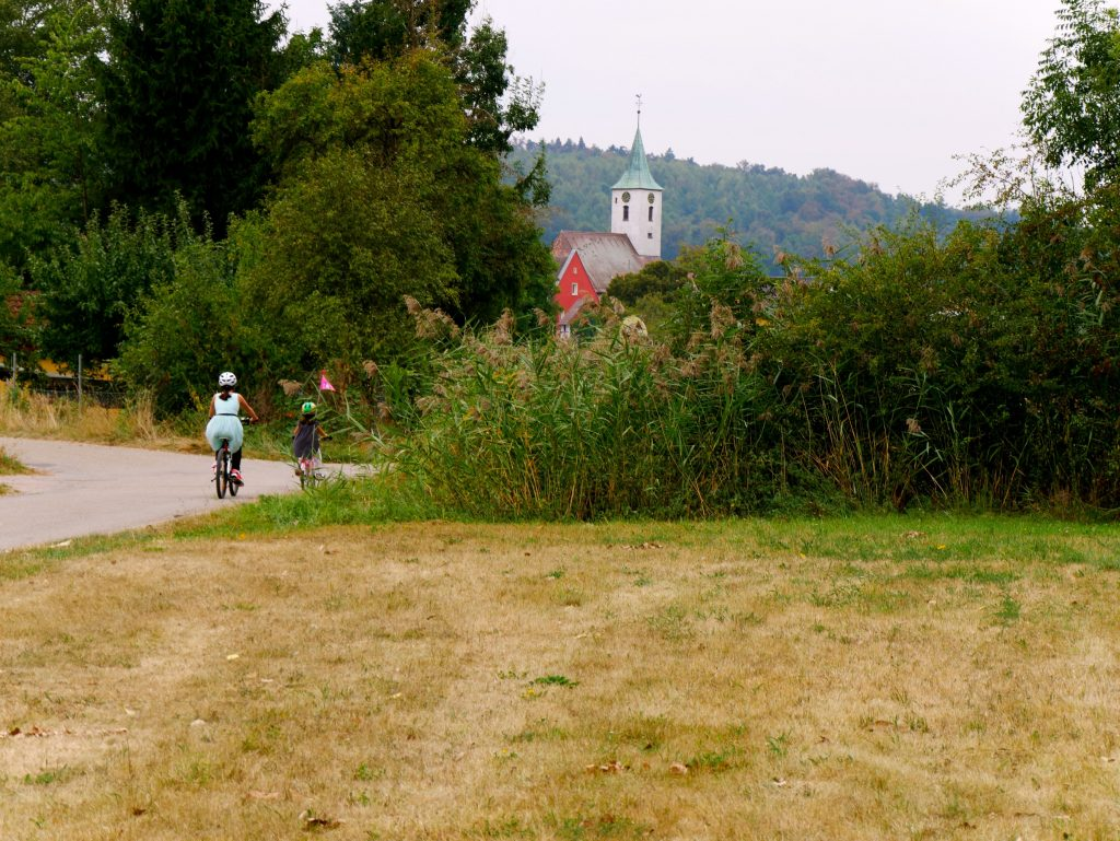 Ortskern mit Kirche