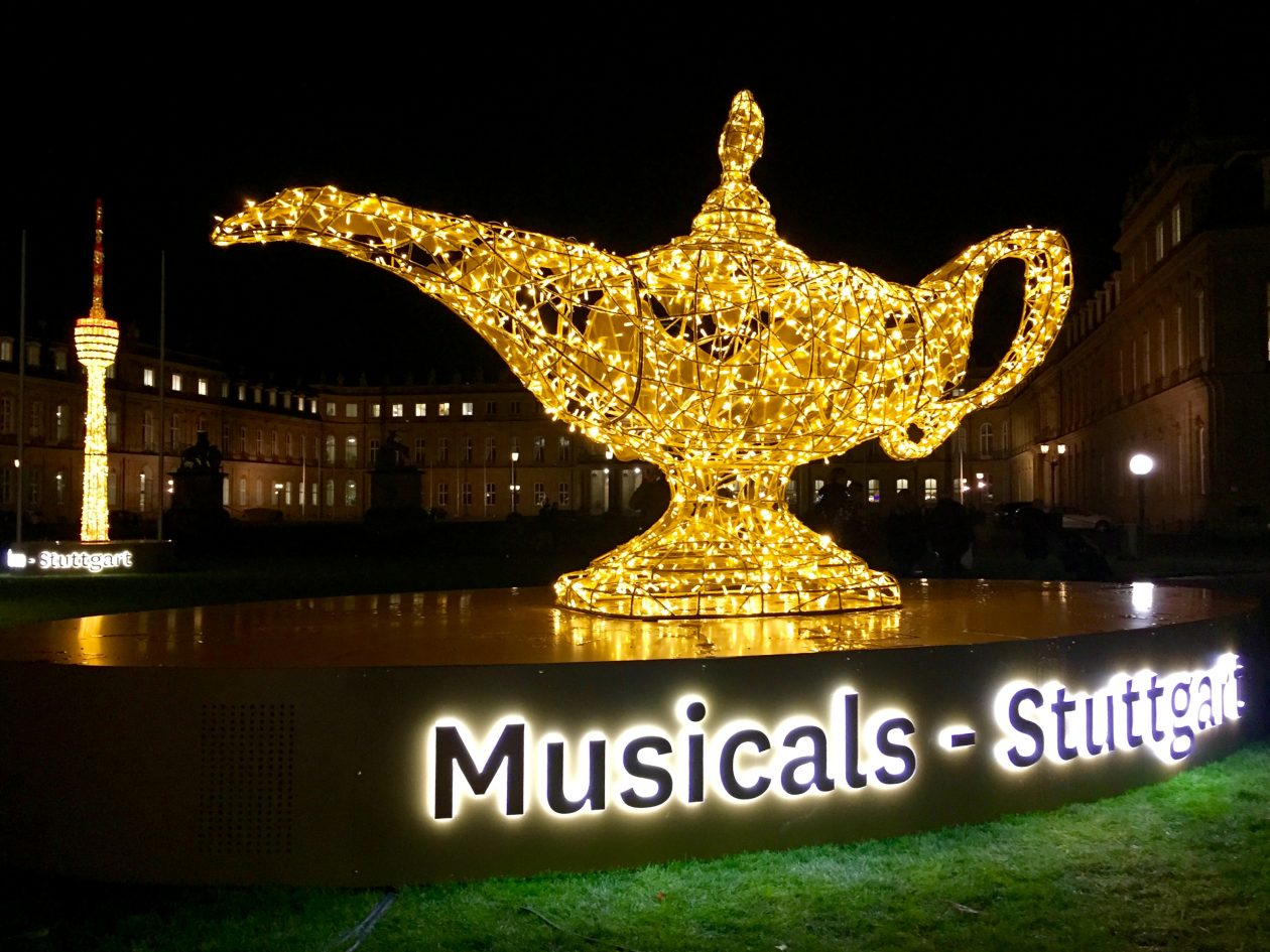 Aladdin Musical Stuttgart
