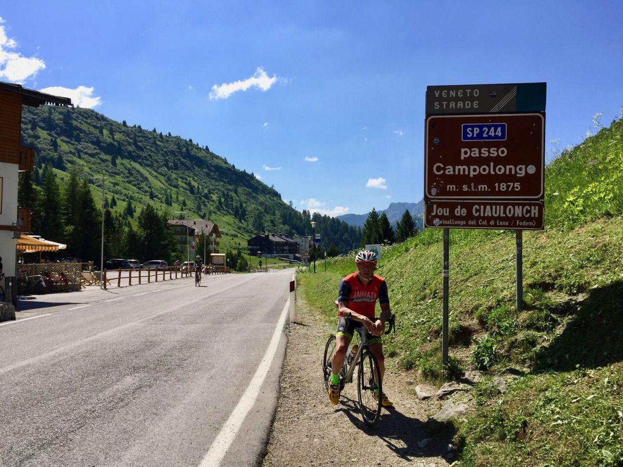 Martin, Passo Campolongo