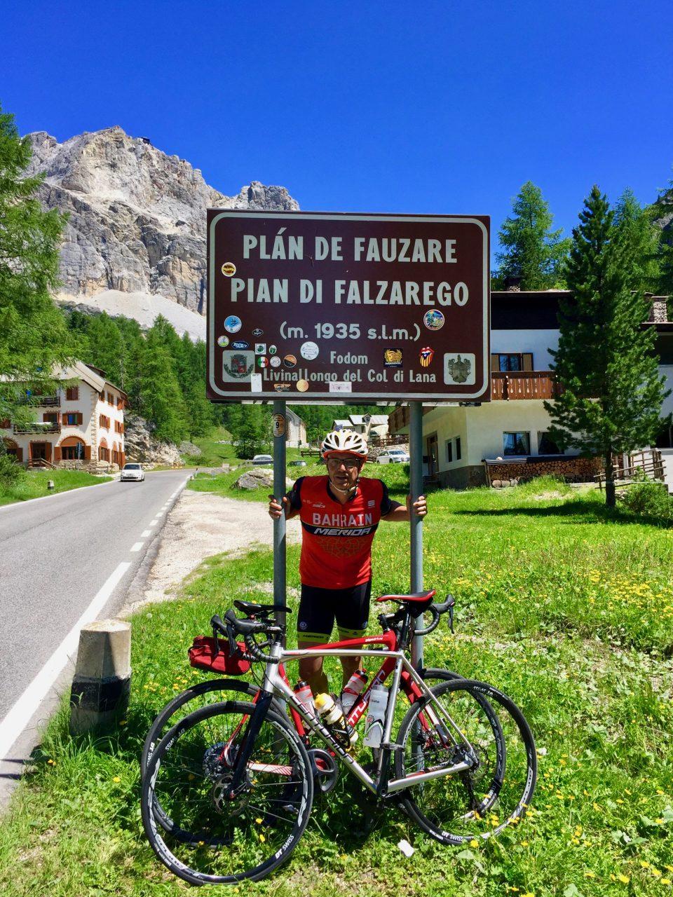 Martin, Passo Falzarego, Dolomites, Italy