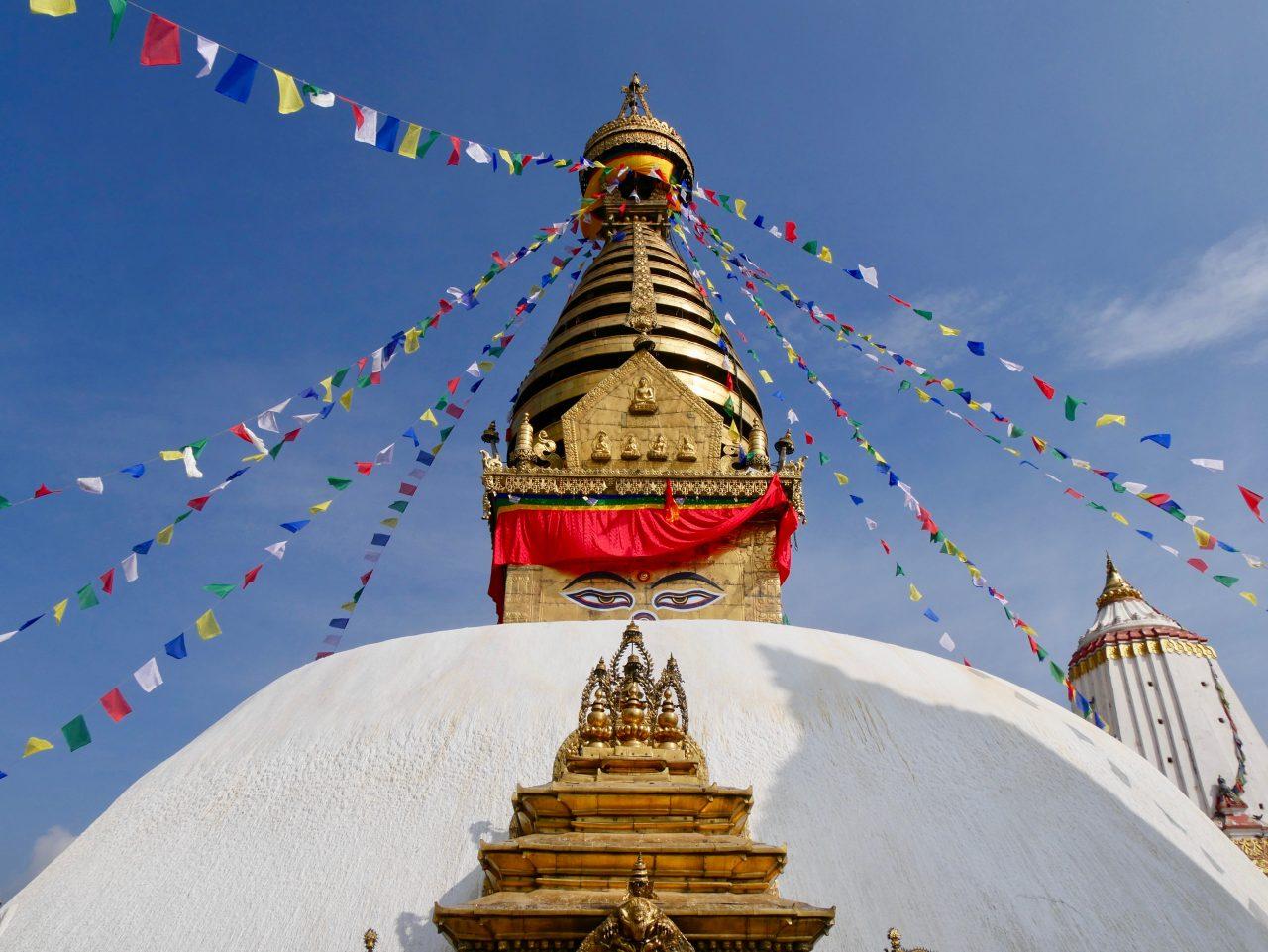 Swayambunath, Kathmandu, Nepal