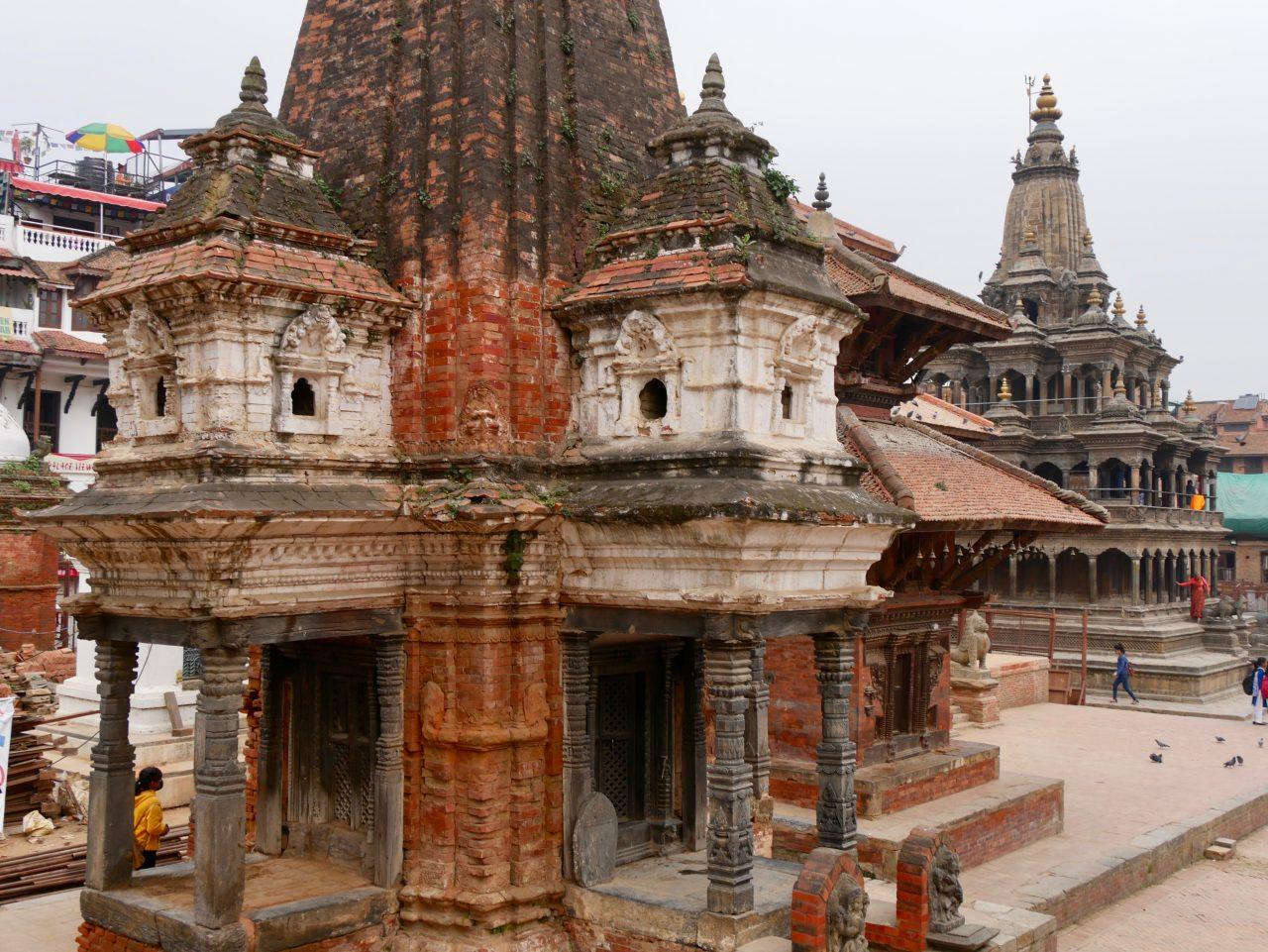Tag 3: Lalitpur u. Hindu Tempel Pashupatinath