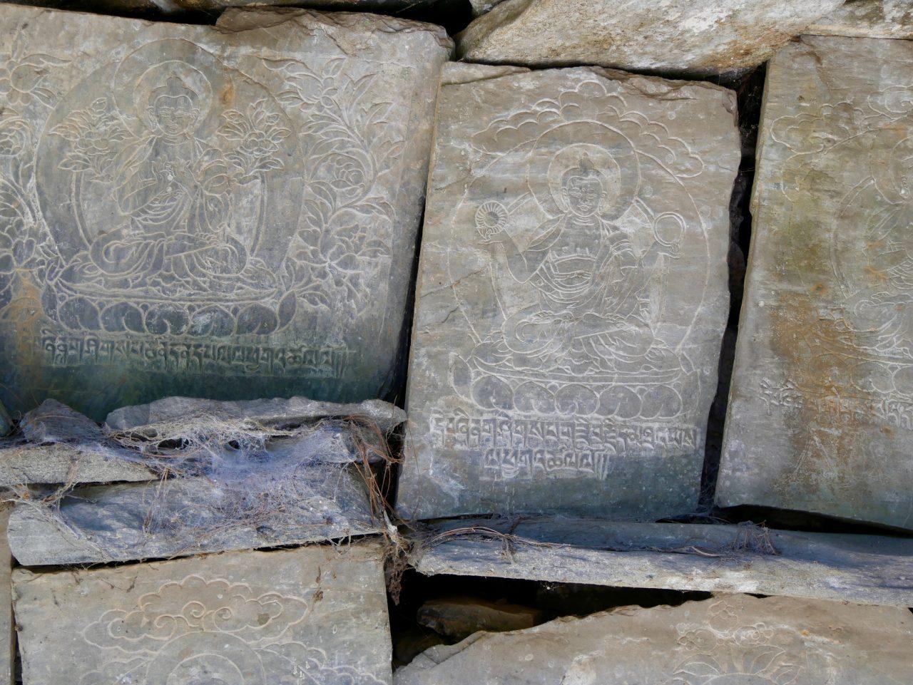 Tag 5: Mani Steine, Stone Arch (2.230) - Lho (3.180)