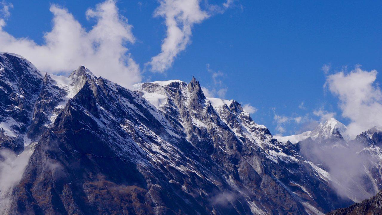 Tag 11: Dharamsala (4.460) - Larke Pass (5.160) - Bimthang (3.590)