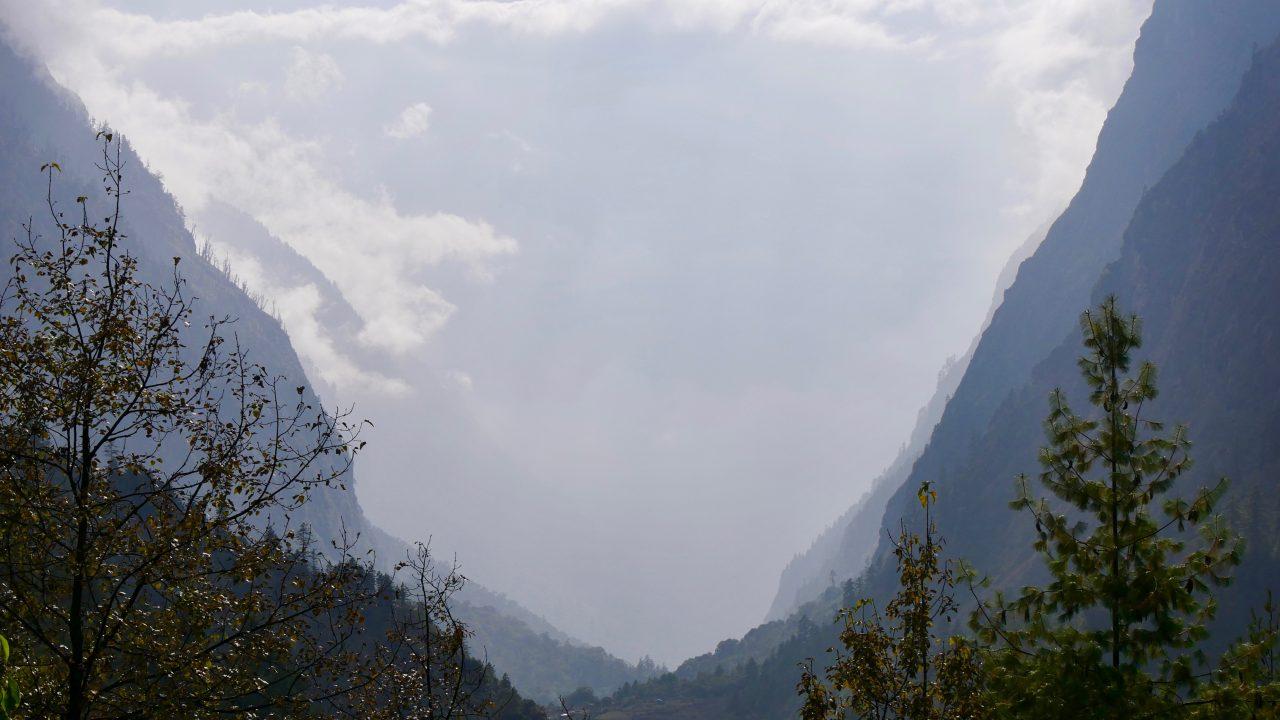 Tag 12: Bimthang (3.590) - Goa (2.515)