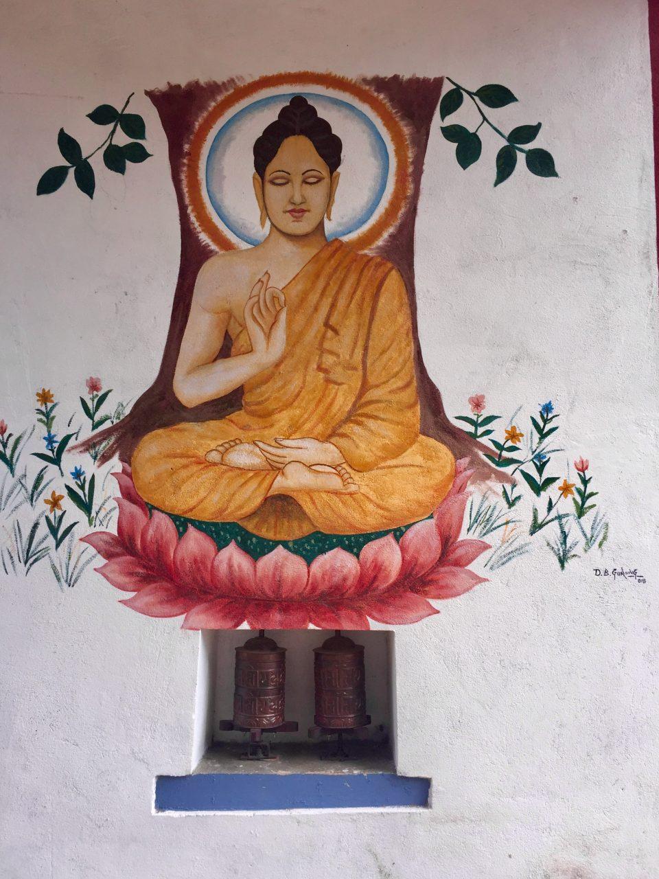 Tag 14: Goa (2.515) - Tal (1.700)