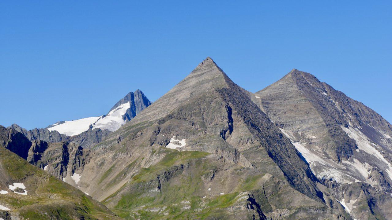Großglockner, Hohe Tauern, Österreich