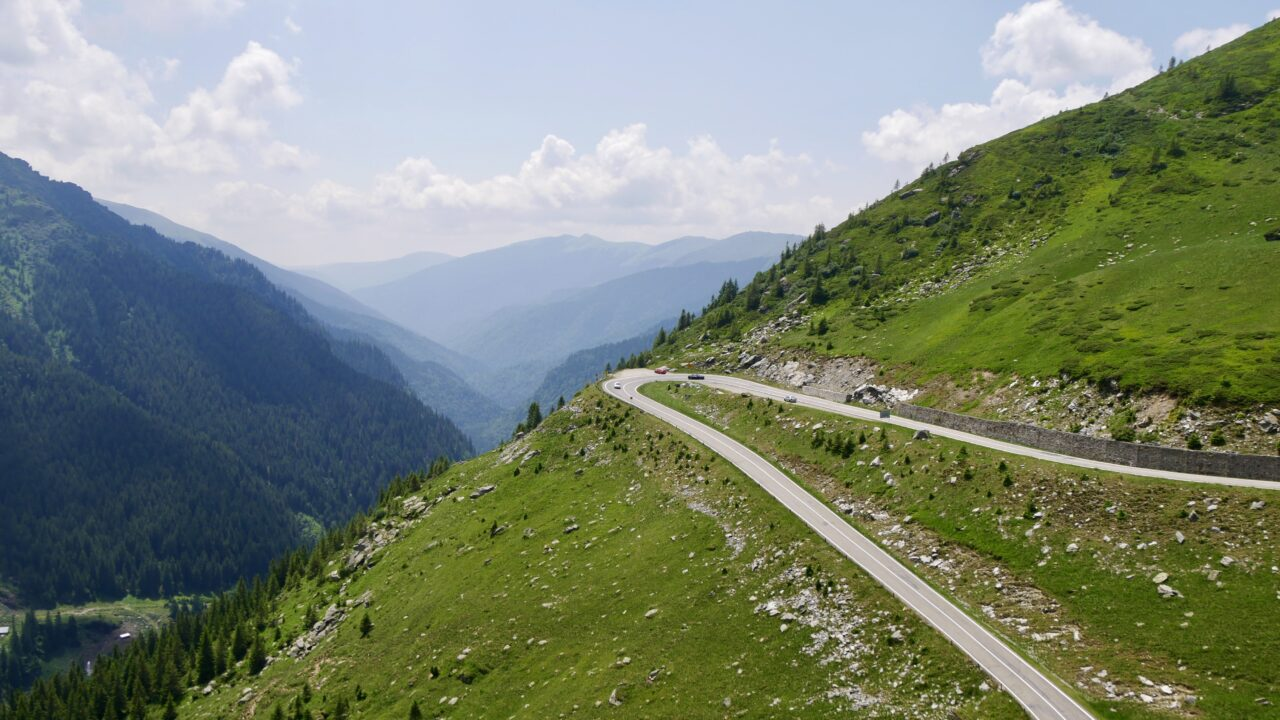 Transfagarasan 7C, Karpaten, Rumänien